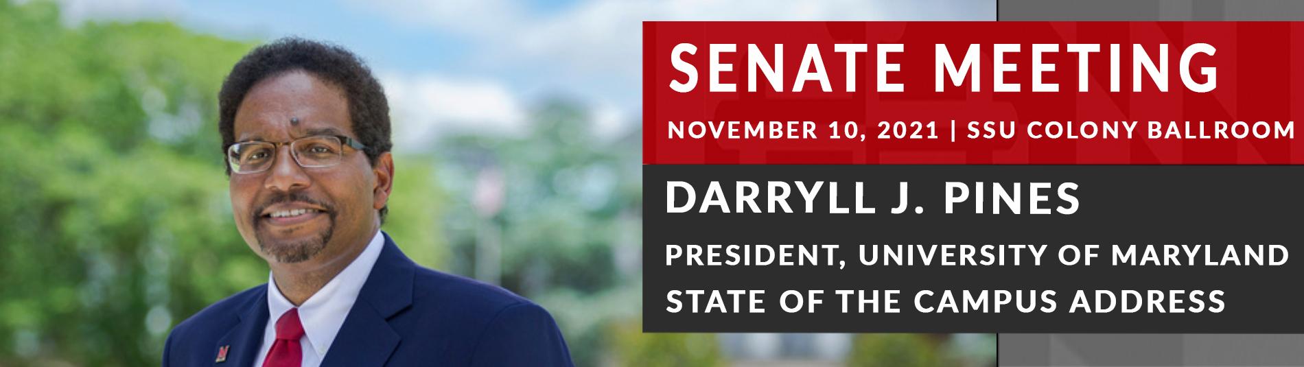 11.10.21 Senate Meeting